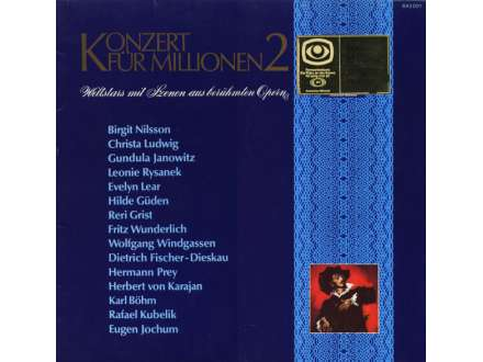 Various - Konzert Für Millionen 2