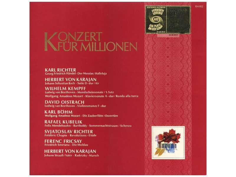 Various - Konzert Für Millionen