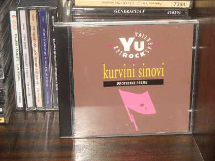 Various - Kurvini Sinovi