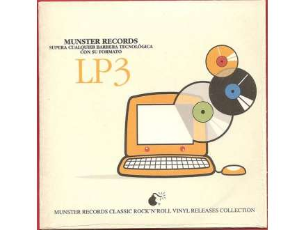 Various - LP3 - Munster Records Classic Rock`N`Roll Vinyl Releases Collection