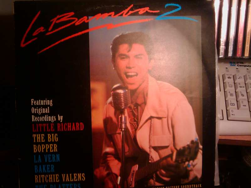 Various - La Bamba Volume 2 - More Music From The Original Motion Picture Soundtrack