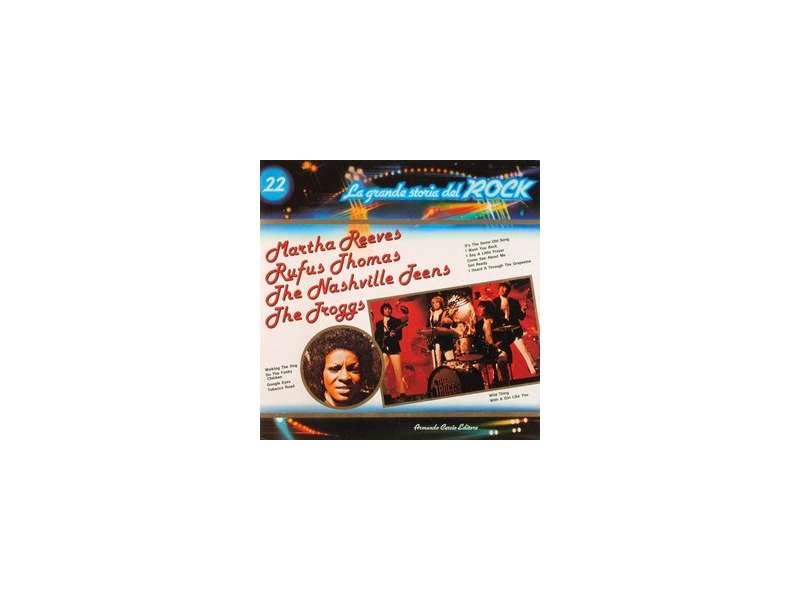 Various - La Grande Storia Del Rock 22