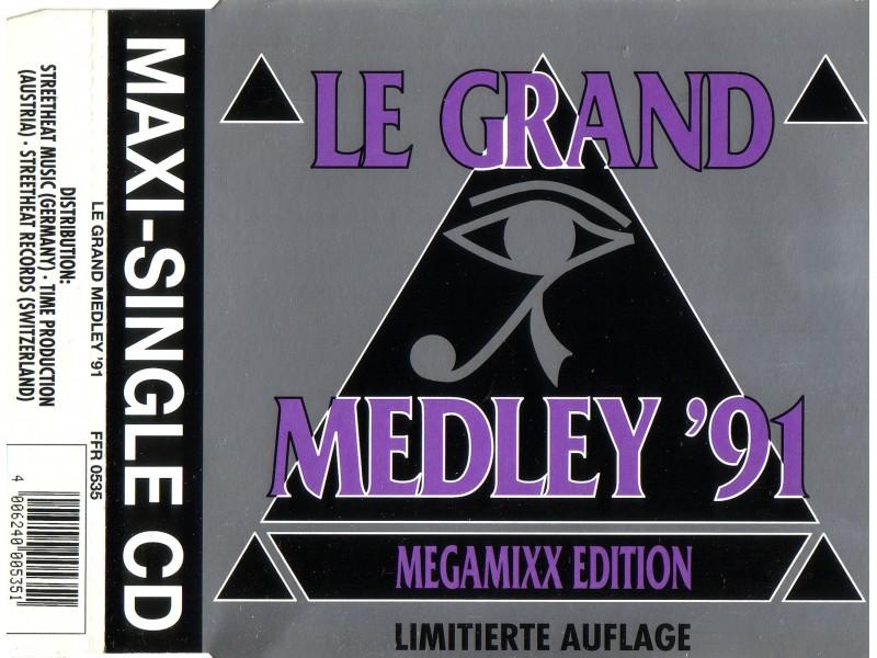 Various - Le Grand Medley `91 (Megamixx Edition)