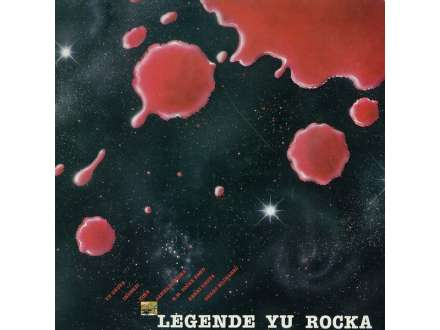 Various - Legende YU Rocka