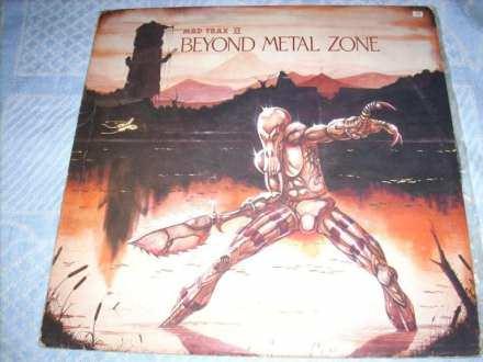 Various - Mad Trax 2 - Beyond Metal Zone LP