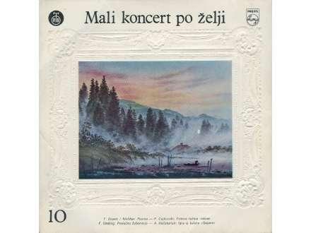 Various - Mali Koncert Po Želji 10