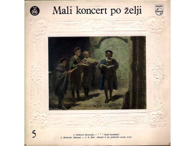 Various - Mali Koncert Po Želji 5
