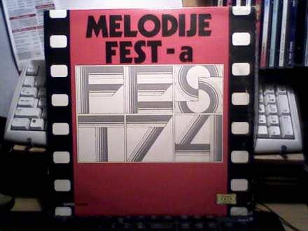 Various - Melodije Festa - Fest 74