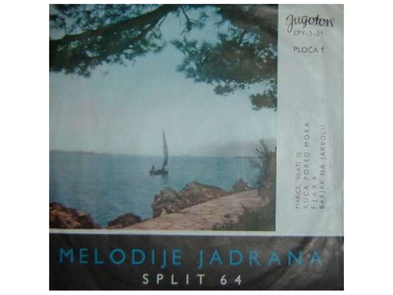 Various - Melodije Jadrana 1. - Split 64