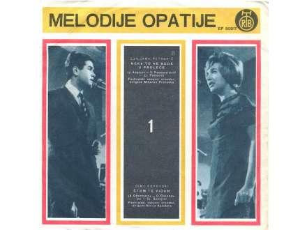 Various - Melodije Opatije 1 (Opatija 66)
