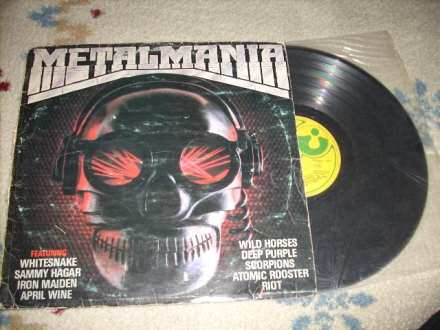 Various - Metalmania