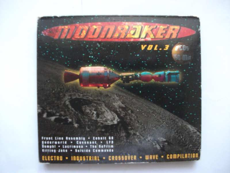 Various - Moonraker Vol. 3