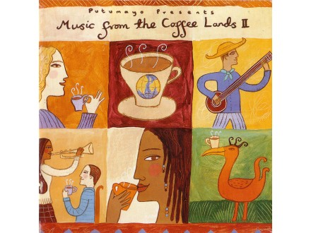 Various - Music From The Coffee Lands II