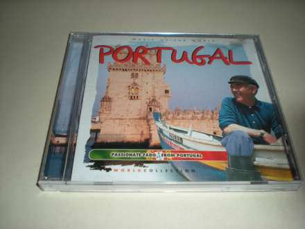 Various - Music Of The World - Portugal