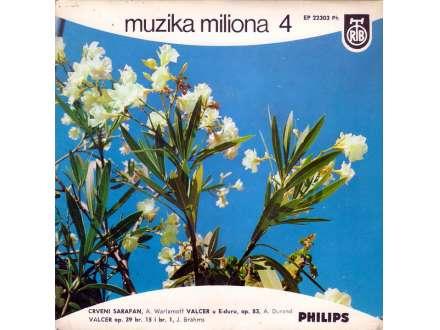Various - Muzika Miliona 4