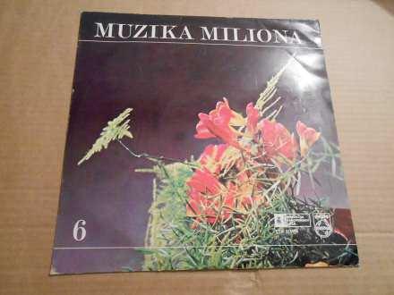 Various - Muzika Miliona 6