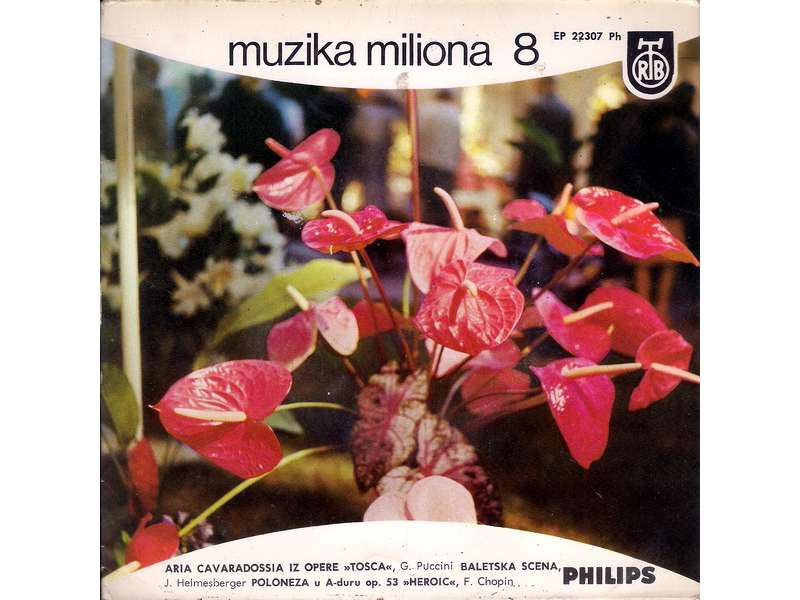 Various - Muzika Miliona 8