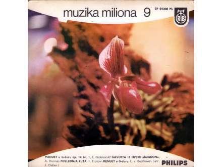 Various - Muzika Miliona 9