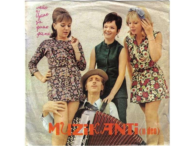 Various - Muzikanti (II Deo)