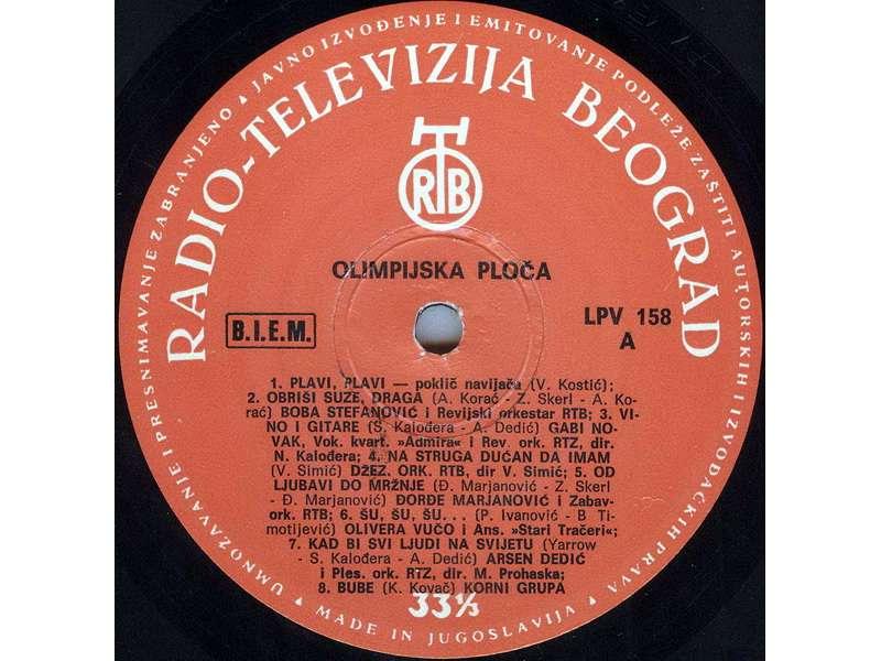Various - Olimpijska Ploča