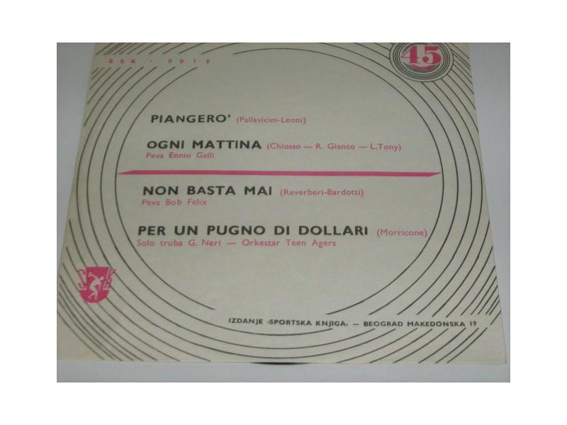 Various - Per Un Pugno Di Dollari