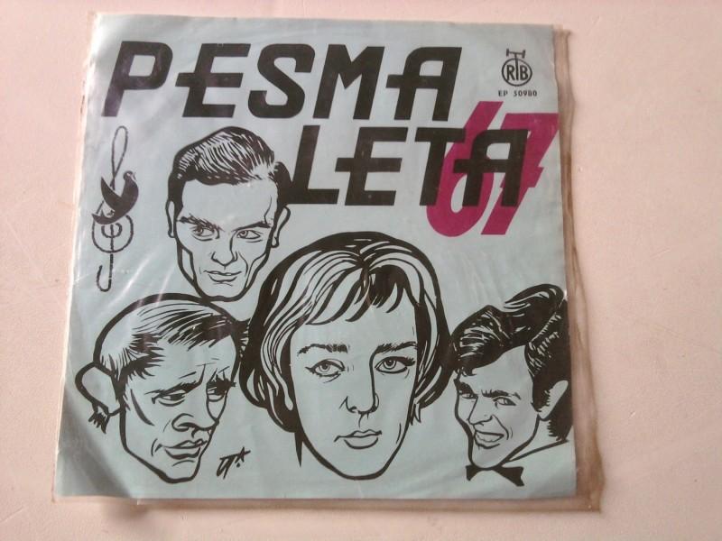 Various - Pesma Leta 67