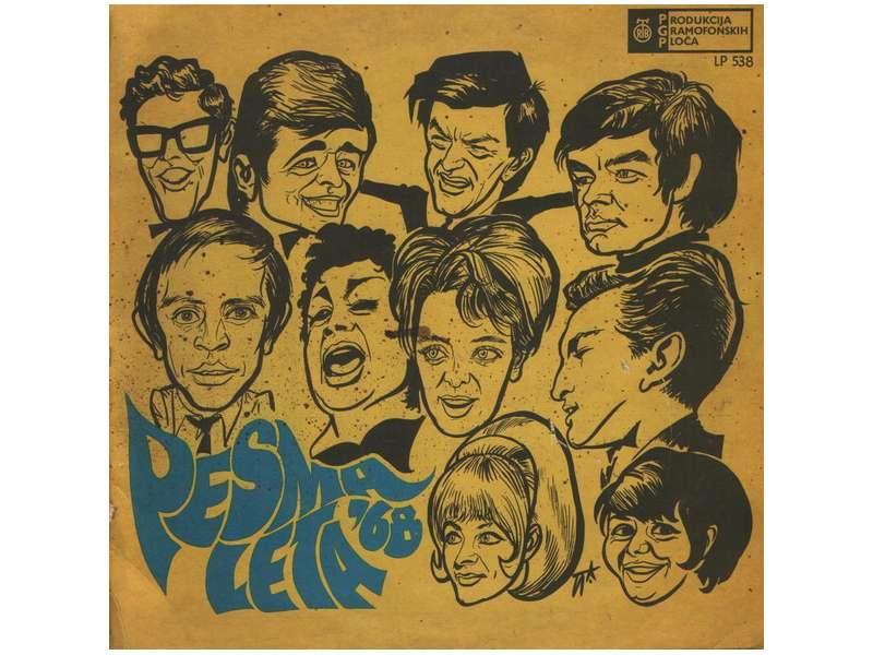 Various - Pesma Leta 68