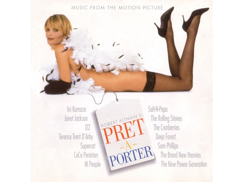 Various - Pret-A-Porter: Music From The Motion Picture