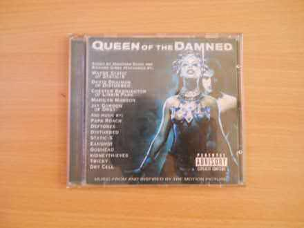 Various - Queen Of The Damned (Music From And Inspired By The Motion Picture)
