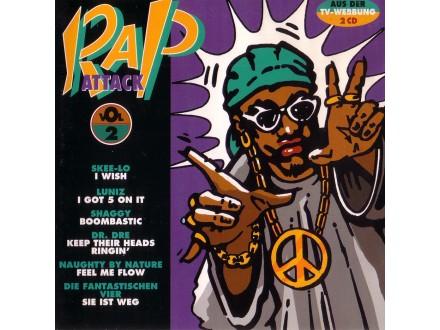 Various - Rap Attack Vol. 2