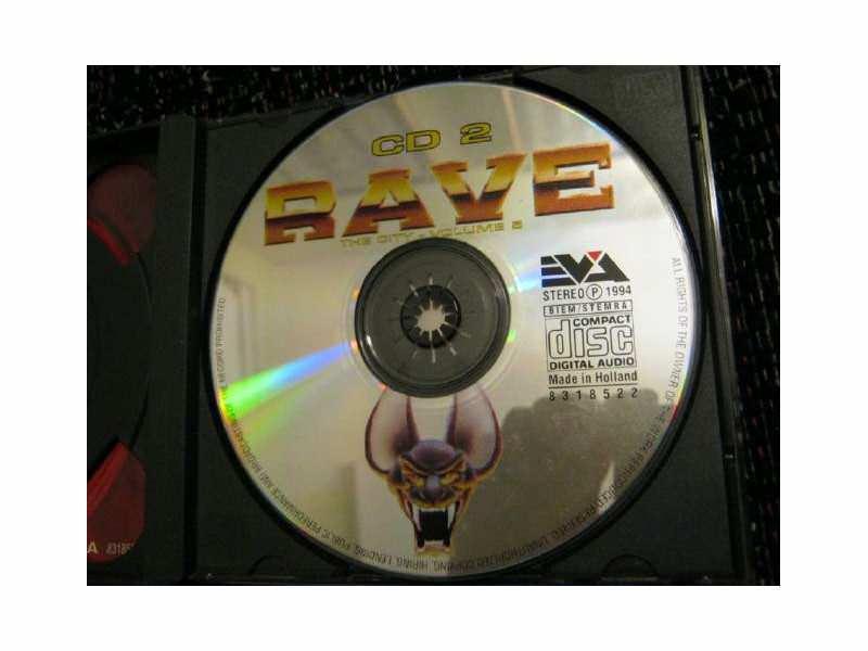 Various - Rave The City V