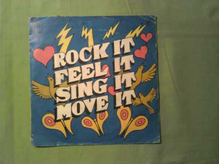 Various - Rock It Feel It Sing It Move It
