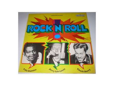 Various - Rock `N` Roll !
