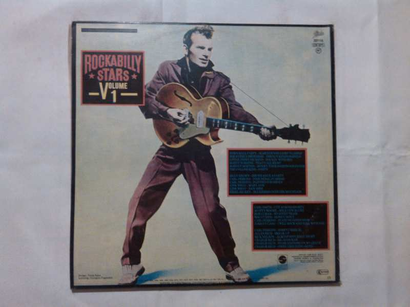 Various - Rockabilly Stars - Vol. 1