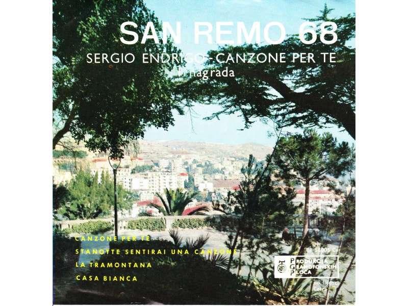 Various - San Remo 1968