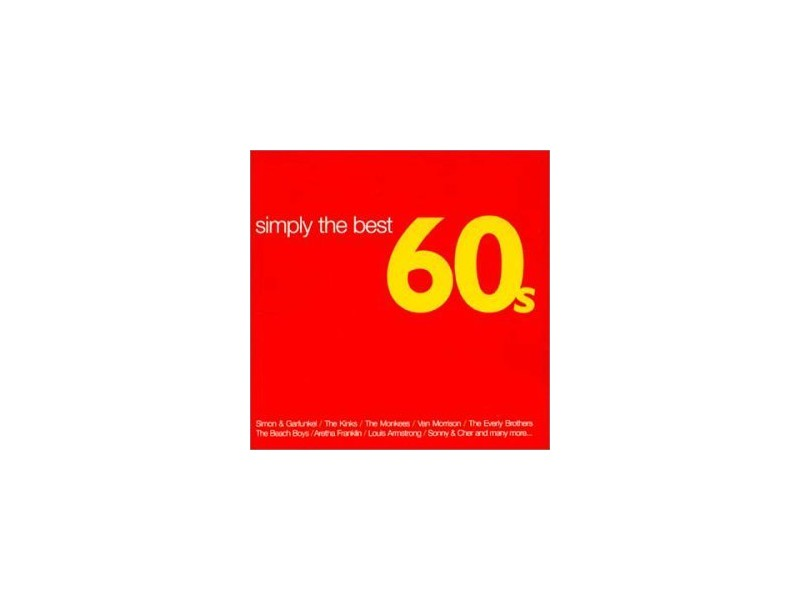 Various - Simply The Best 60s