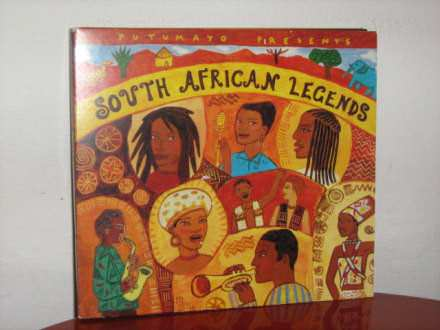 Various - South African Legends