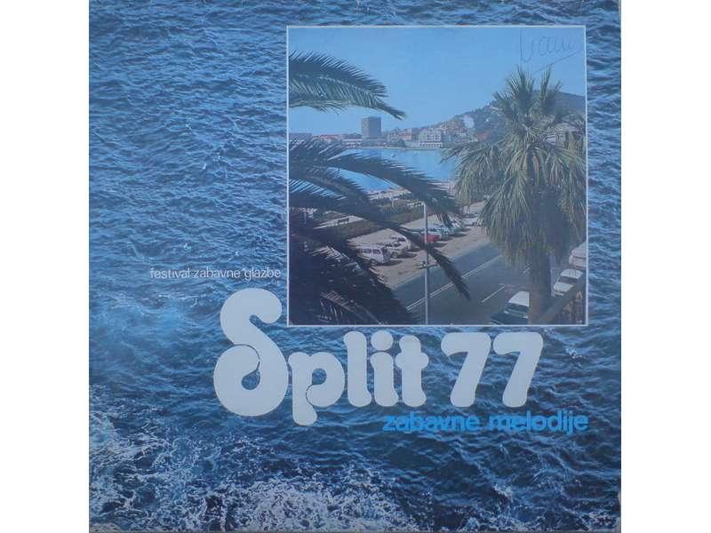 Various - Split 77 - Zabavne Melodije