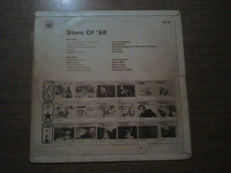 Various - Stars Of `68