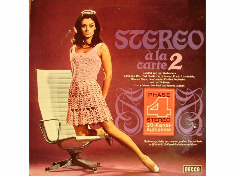 Various - Stereo À La Carte 2