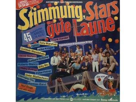 Various - Stimmung, Stars Und Gute Laune