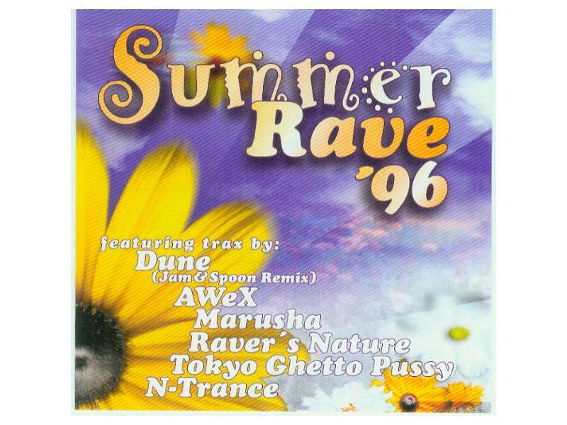 Various - Summer Rave `96