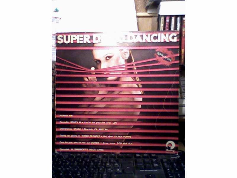 Various - Super Disco Dancing