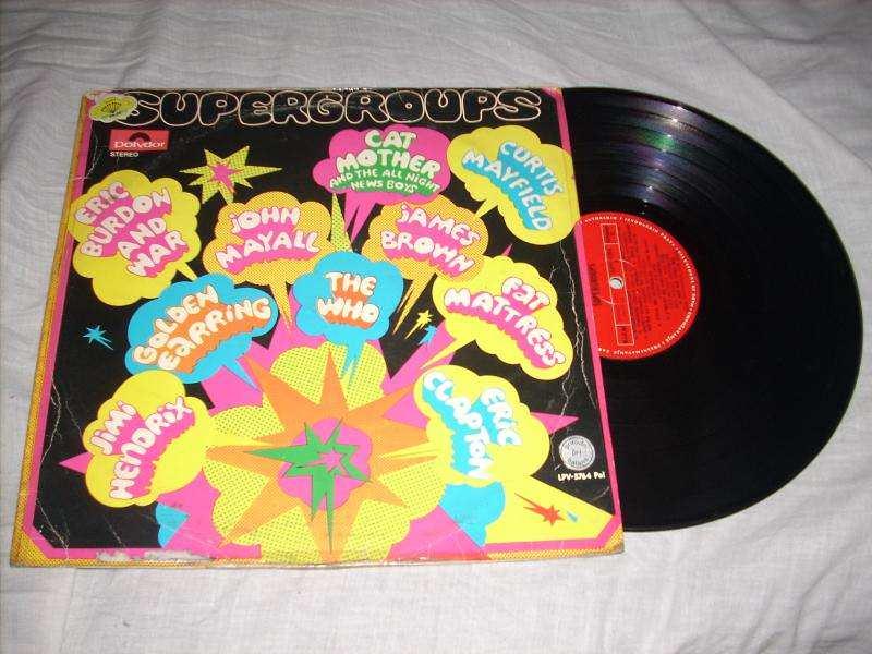 Various - Supergroups LP