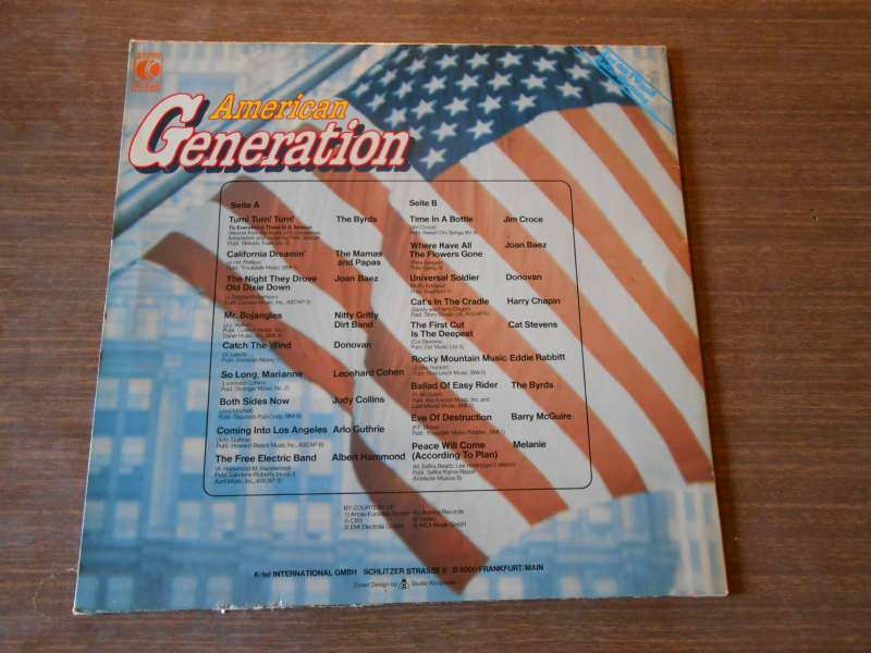 Various - The American Dream - Great Folk-Songs And Ballads