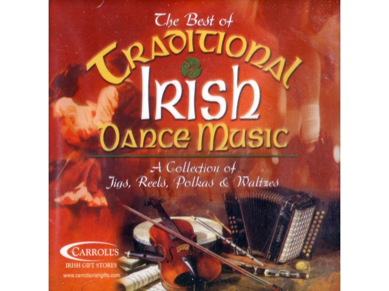 Various - The Best Of Traditional Irish Dance Music