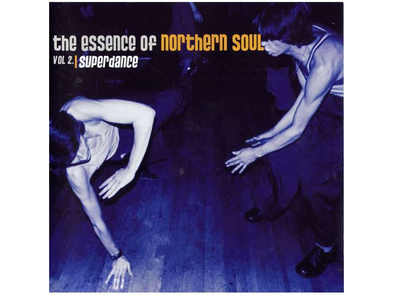 Various - The Essence Of Northern Soul - Vol.2 Superdance