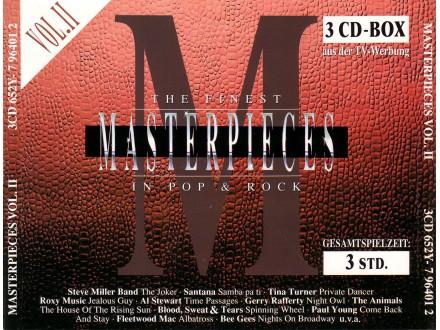 Various - The Finest Masterpieces in Pop & Rock  Vol. II