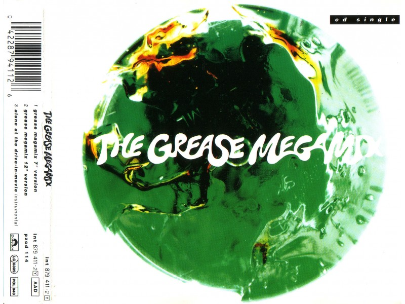 Various - The Grease Megamix