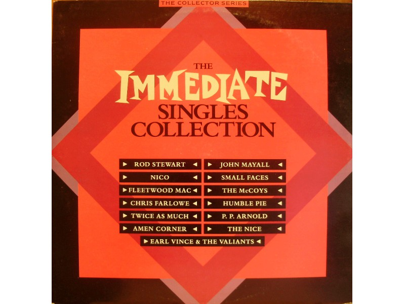 Various - The Immediate Singles Collection